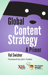 Cover of Global Content Strategy, linked to Amazon.com